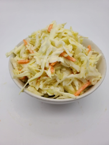 MADE IN HOUSE CREAMY COLESLAW